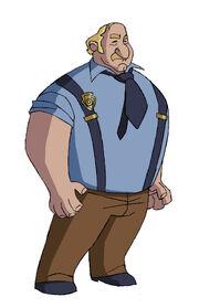 Captain Fanzone (FULL Picture)