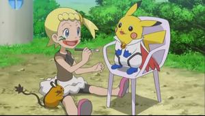 Pikachu and Bonnie