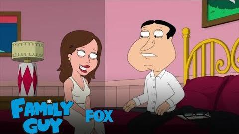 Quagmire Realizes Courtney Is His Daughter Season 17 Ep