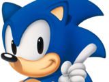 Sonic the Hedgehog/Gallery