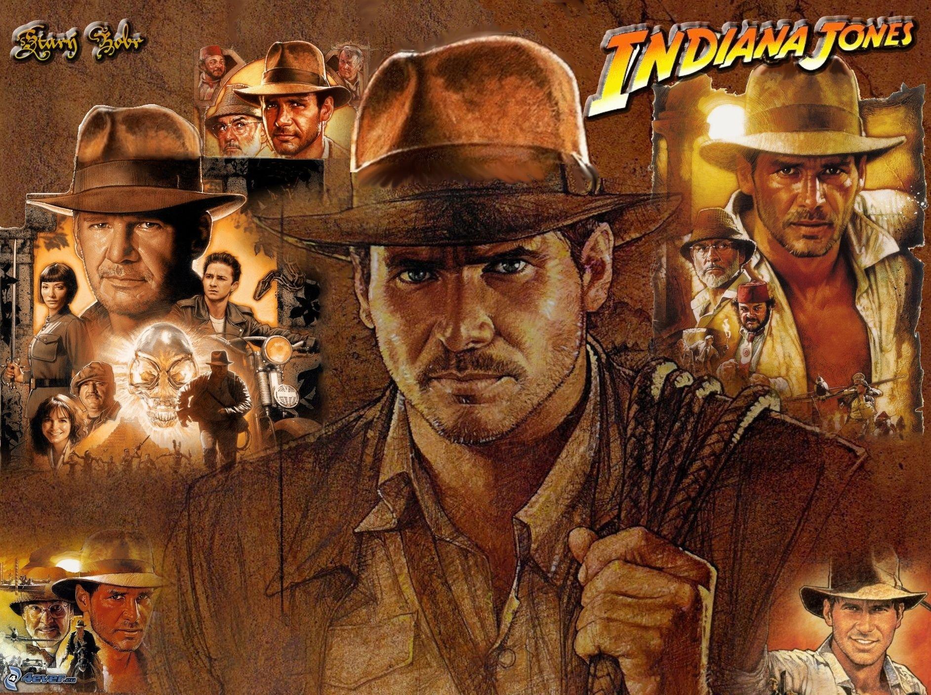 62835343 Indiana Jones Wallpapers