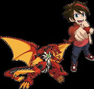 Dan and Dragonoidt