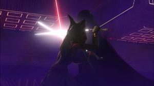 Darth Vader point