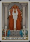 Lucia's Cards, The Hierophant