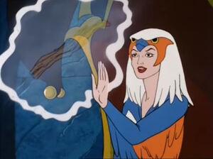 The Sorceress of Castle Grayskull 19