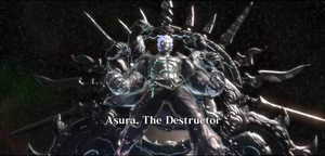 Asura2116!Asura The Destructor