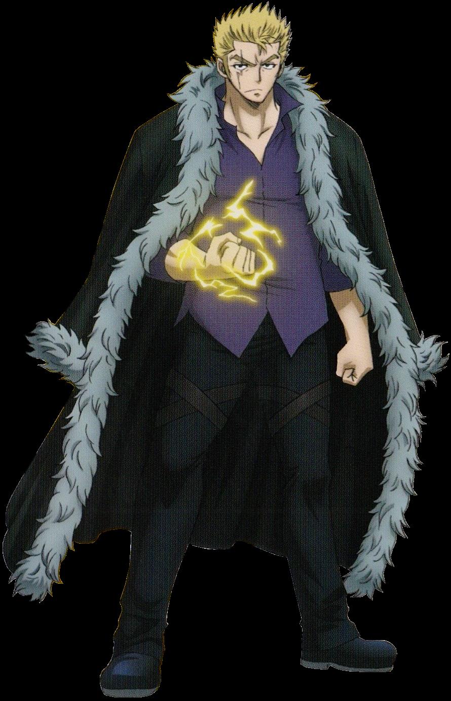 Laxus Dreyar | Heroes Wiki | Fandom