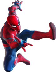 Hero spider man1