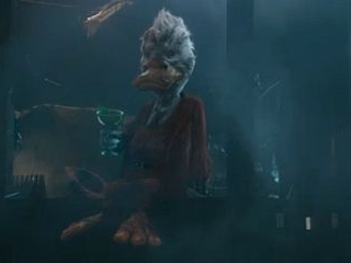 Howard the Duck Guardian of the Galaxy