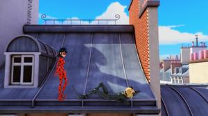Mr. Pigeon - Ladybug and Cat Noir 01