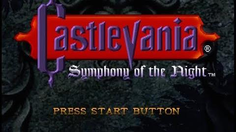PSX Longplay 383 Castlevania Symphony of the Night