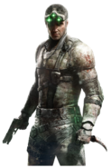 Sam Fisher-SCB