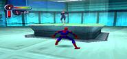 Spiderman psx spidey and black cat