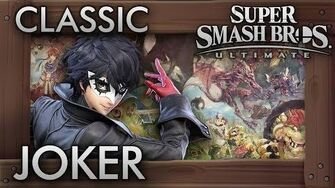 Super Smash Bros. Ultimate Classic Mode - JOKER - 9