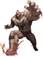 Zangief Real