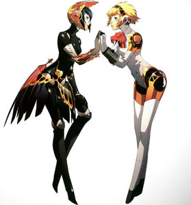 Aigis and Metis
