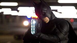Dark knight rises batman gun