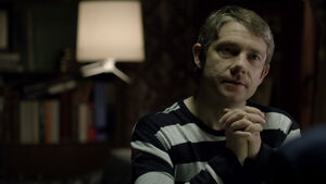 John Watson- Martin Freeman 3