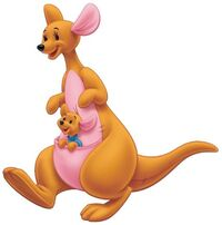 Kanga Winnie the Pooh