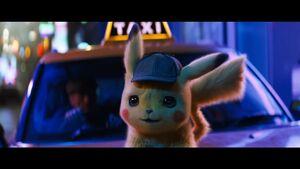 Pikachu live-action