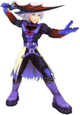 Riku-replica