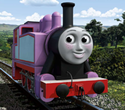 Rosie in the CGI series