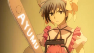 Ayumu- Magical Garment Girl