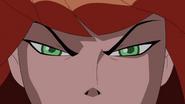 Black Widow Angry Eyes