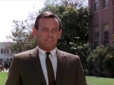 David Janssen As DR. Richard Kimble