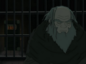 Imprisoned Iroh