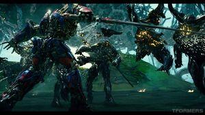 Transformers The Last Knight International Trailer 4K Screencap Gallery 332