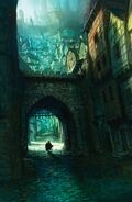 Tyrion in Kings landing by MarcSimonetti