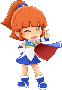 Arle Nadja Puyo Puyo Chronicles character