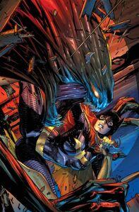 Batgirl Vol 4 30 Textless