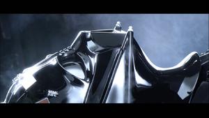 Darth Vader built