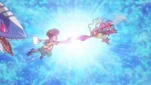 Koshiro and Tentomon (2)