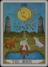 Lucia's Cards, The Moon