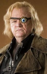 "Mad-Eye Moody's ""mad eye"""