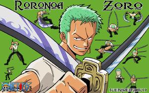 One Piece R Zoro 0022 by kenseigoku