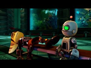 Ratchet and Clank's Laugh