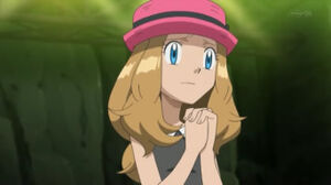 Serena Worried About Ash
