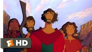 The Prince of Egypt (1998) - When You Believe Scene (8 10) Movieclips