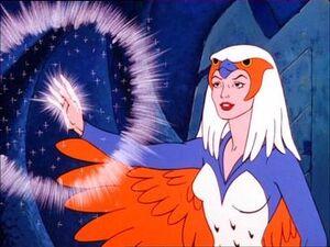 The Sorceress of Castle Grayskull 8