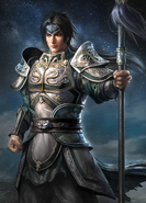 Zhao Yun Dynasty Warriors 9