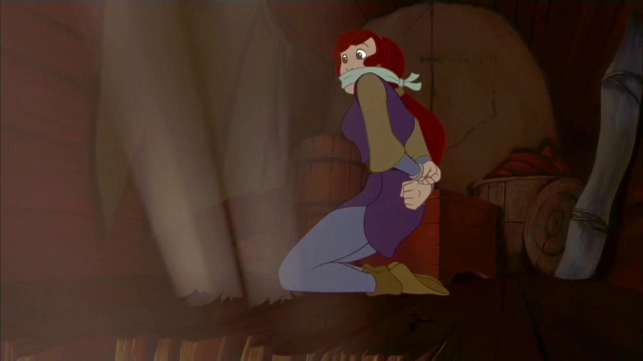 Meg magic gets gagged by markus dupress - 2 1