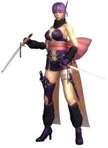 Ninja Gaiden Ayane