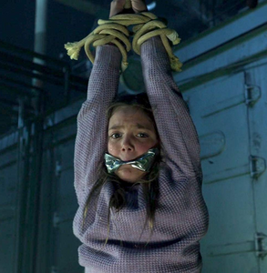 Barbara Lee kidnapped