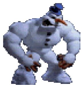 Frosty Clayfighter