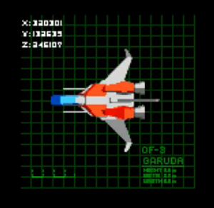 OF-3 Garuda Image Fight II