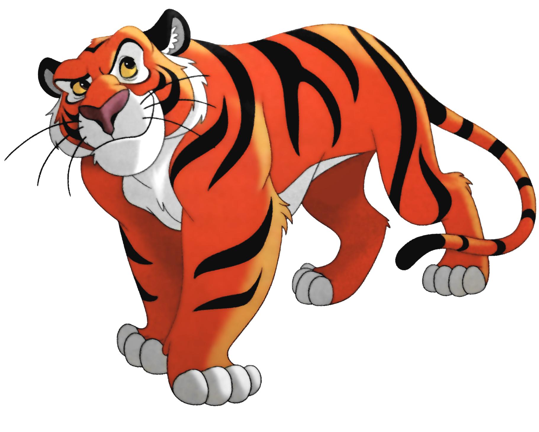 tiger aladin